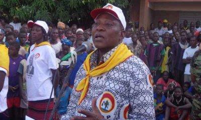 Le CDP en campagne à Tansarga : La population invitée à renouveler leur confiance au parti au pouvoir