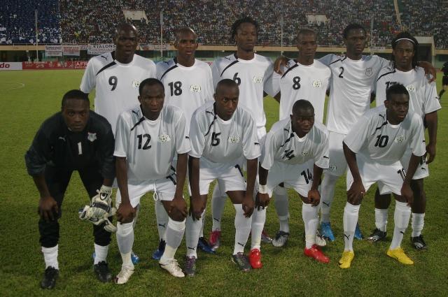 Can 2013 : la liste des Etalons du Burkina