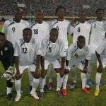 Étalons,équipe nationale de football du Burkina.