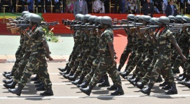 Les forces françaises engagées au Mali contre les islamistes armés