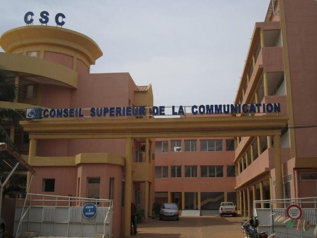 Le CSC en tournée dans les médias après le Coup d'Etat