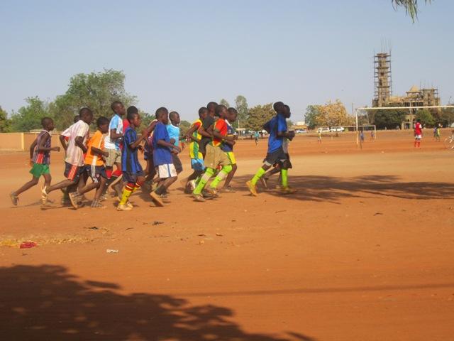 BAMBIFOOT, un creuset de formation footballistique d'enfants au Burkina
