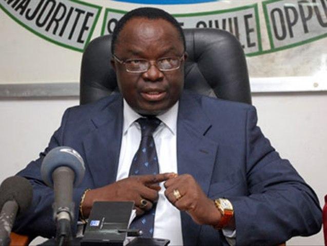 Message du président de la CENI sur les élections 2015 au Burkina