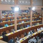 Les députés de la 5è législature de la 4è république du Burkina devant qui le Premier ministre a pronocé sa déclaration de politique générale le 30 janvier 2013 à Ouagadougou.