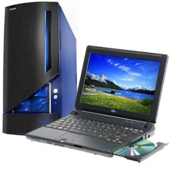 Un ordinateur portable pratique et utile pour tous!