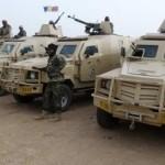 Soldats tchadiens