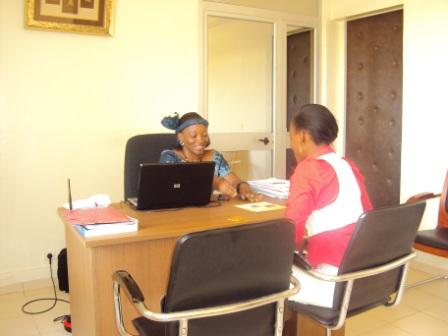 A GSM , l'administration est à l'écoute des étudiants pour les inscriptions et conseils pratiques.