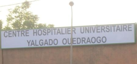 Centre hospitalier universitaire Yalgado Ouédraogo : Constant Dahourou désormais aux commandes à la place de Robert Sangaré
