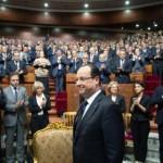 Hollande au Maroc