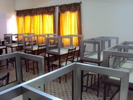 Des salles de cours à la pointe de la modernité à GSM Ouaga.