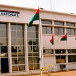 Le siège de l'Assemblée nationale du Burkina à OUAGADOUGOU.