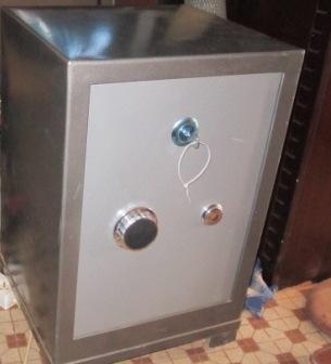 Un coffre-fort sécurisé pour vos devises.