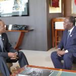 Compaoré et Ouattara