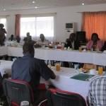 Conférence de presse CSC