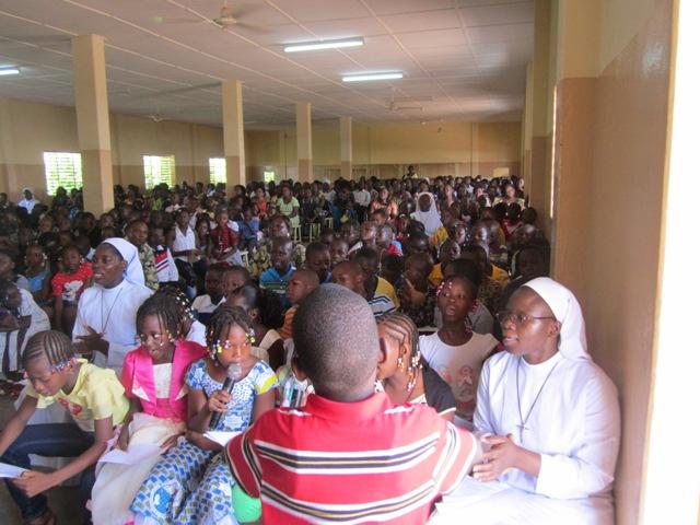 Examens scolaires 2018 au Burkina Faso:les taux de succès au C.E.P, B.E.P.C, C.A.P, B.E.P, BAC.