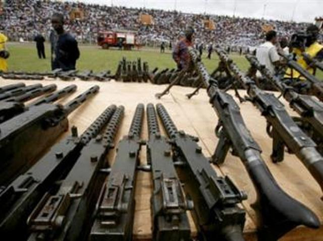 Lutte contre l'insécurité au Burkina Faso : Impulser la sécurité par un contrôle strict des importations d'armes