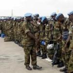 Nigéria troupes