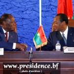 Sommet traité ivoiro-burkinabè