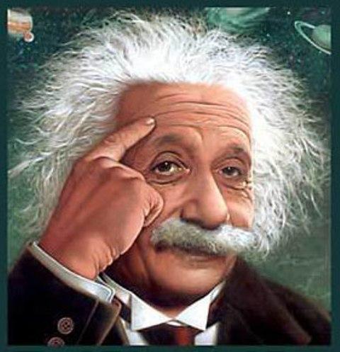 Proverbe:la valeur d'un homme selon Albert Einstein