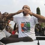 Michel Gbagbo,fils de l'ex-président ivoirien Laurent Gbagbo.