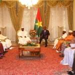 Les Musulmans du Burkina soutiennent la mise en place du Sénat au Burkina Faso.