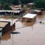 Le 1er septembre 2009 et le 03 septembre 2013,des scènes semblables d'inondations ont été vues dans certains quartiers précaires de Ouagadougou .