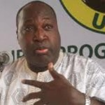 Zéphirin Diabré,président de l'UPC et  ex-chef de file de l'opposition.