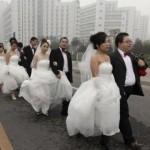 A Pékin,on divorce pour échapper à des impôts !Heureux ménage pour le second mariage tactique!