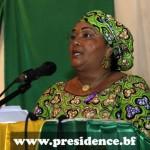 Chantal Compaoré,première Dame du Faso