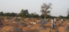 Région sud-ouest du Burkina: des orpailleurs profanent des tombes à la recherche d'or sur des crânes humains!