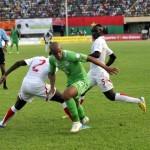 Burkina/Algérie le 19 Novembre 2013 à Blida.Un match qui ressemblait au karaté avec un arbitre de lutte traditionnelle.Tout cela avec la caution de la FIFA.Le football n'est-il pas en train de perdre sa crédibilité?