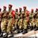Armée burkinabè:grades et appelations