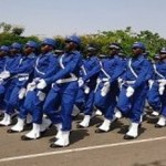 Des gendarmes du Burkina Faso.(Photo d'archives)