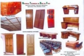 Des meubles : plafonds,portes pour vos maisons et bureaux