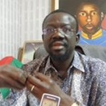 Me Benewendé Stanislas Sankara,président de l'UNIR/PS