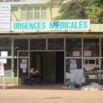 Dans l'attente de la réfection,les urgences médicales sont transférées au service des maladies infectieuses dans la partie nord de l'hôpital.