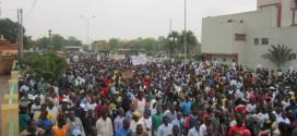 Samedi 23 Août 2014 : un week-end de rivalités démocratiques entre pouvoir et opposition à Ouagadougou.
