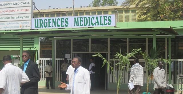Fêtes de fin d'année 2016 et du nouvel an 2017: une baisse sensible des accidents à Ouagadougou