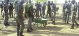 Burkina Faso : cap pour un ratio d'un policier pour 910 habitants en 2020