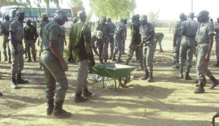 Burkina Faso: recrutement 2019 de 450 élèves policiers