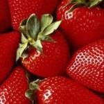 Mangez des fraises pour votre santé.