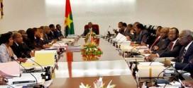 CONSEIL DES MINISTRES N°029 & 030 du 17 septembre 2014:reprise le 18 septembre 2014 des négociations annuelles Gouvernement/Syndicats du Burkina Faso.