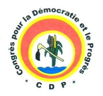 Campagne présidentielle et législatives du 22 novembre 2020 au Burkina: message de campagne du parti C.D.P