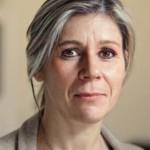 Valérie Maldonado, chef de l'office cybercriminalité à la Direction centrale de la police judiciaire de Paris. RSLNMAG/Guillaume Perrin