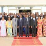 Le Président du Faso a fait savoir que les ambassadeurs et consuls généraux se sont intéressés aux dispositions qui seront prises pour que le vote des burkinabè vivants à l'étranger soit un succès.