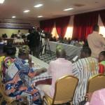 Des participants du Bénin, du Burkina, de la Côte d'Ivoire, du Niger, du Mali, du Togo, de la Guinée sont à la rencontre de Ouagadougou à l'exception du Sénégal qui s'est excusé de ne pouvoir y participer .L'UEMOA regroupe 8 pays ouest-africains.