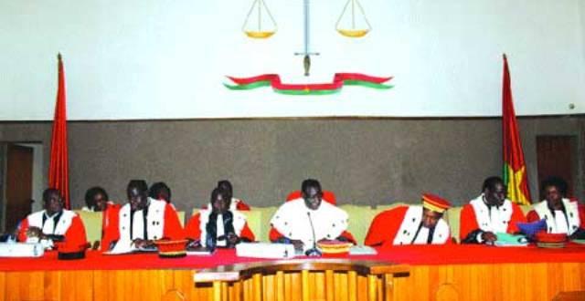 Magistrature burkinabè:un nouveau code de déontologie plus contraignant