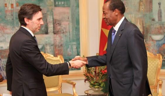 L'Espagne sollicite le soutien de Blaise Compaoré pour siéger au conseil de sécurité de l'ONU