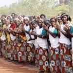 Des femmes du Burkina avaient demandé  au président du Faso le 8 mars 2014,des fonds pour le financement de leurs activités économiques.