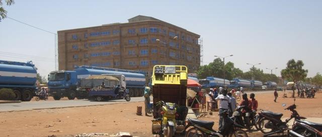 Redevances de passage aux PCJ de Cinkansé: compromis entre les transporteurs et le gouvernement burkinabè